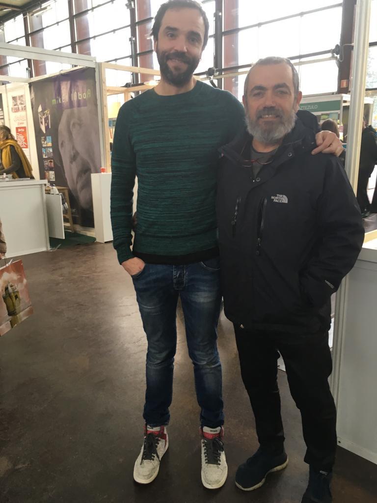 Iker Lauroba-Gabi de la Maza