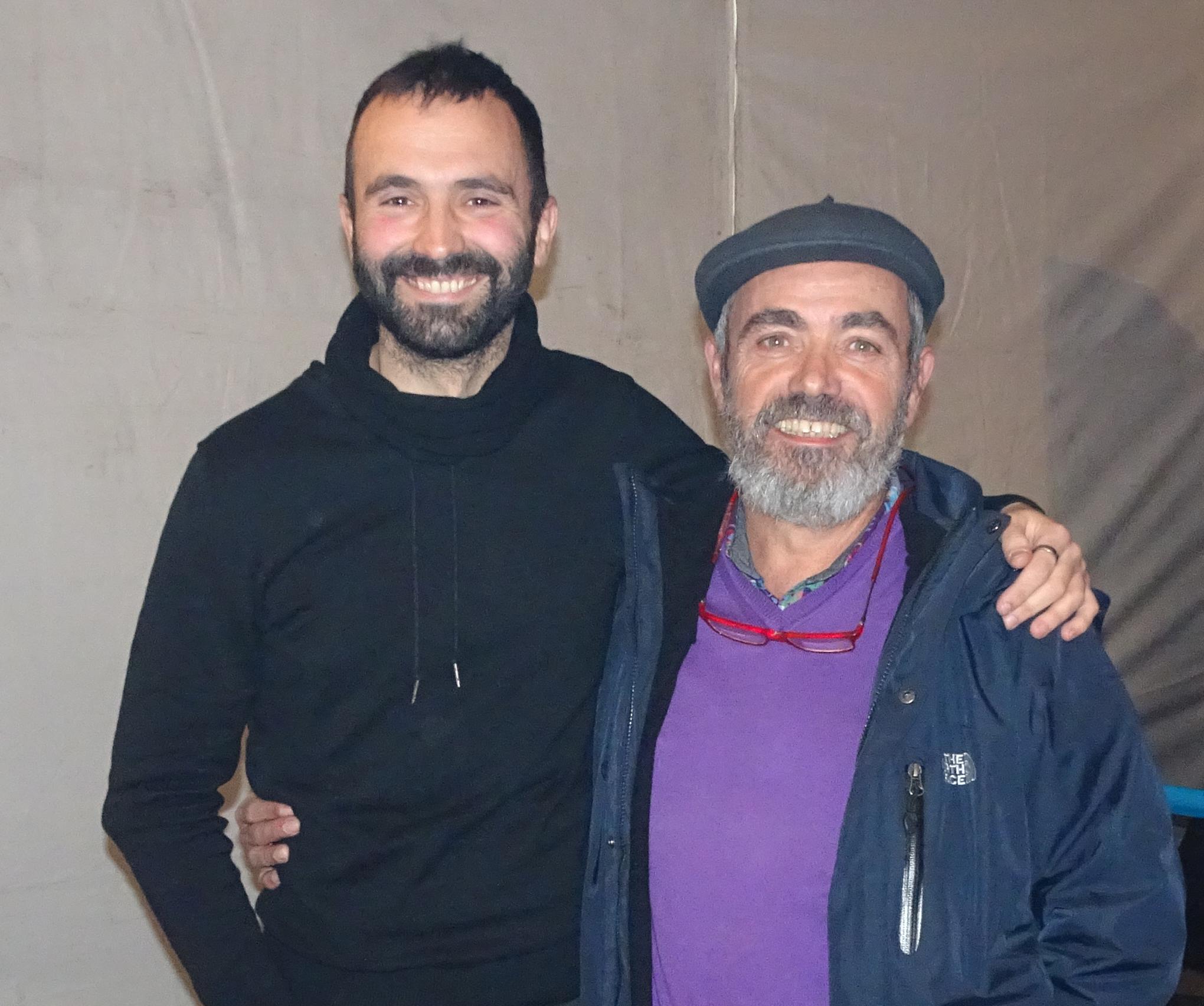 Jon Martin (BEIRA)-Gabi de la Maza