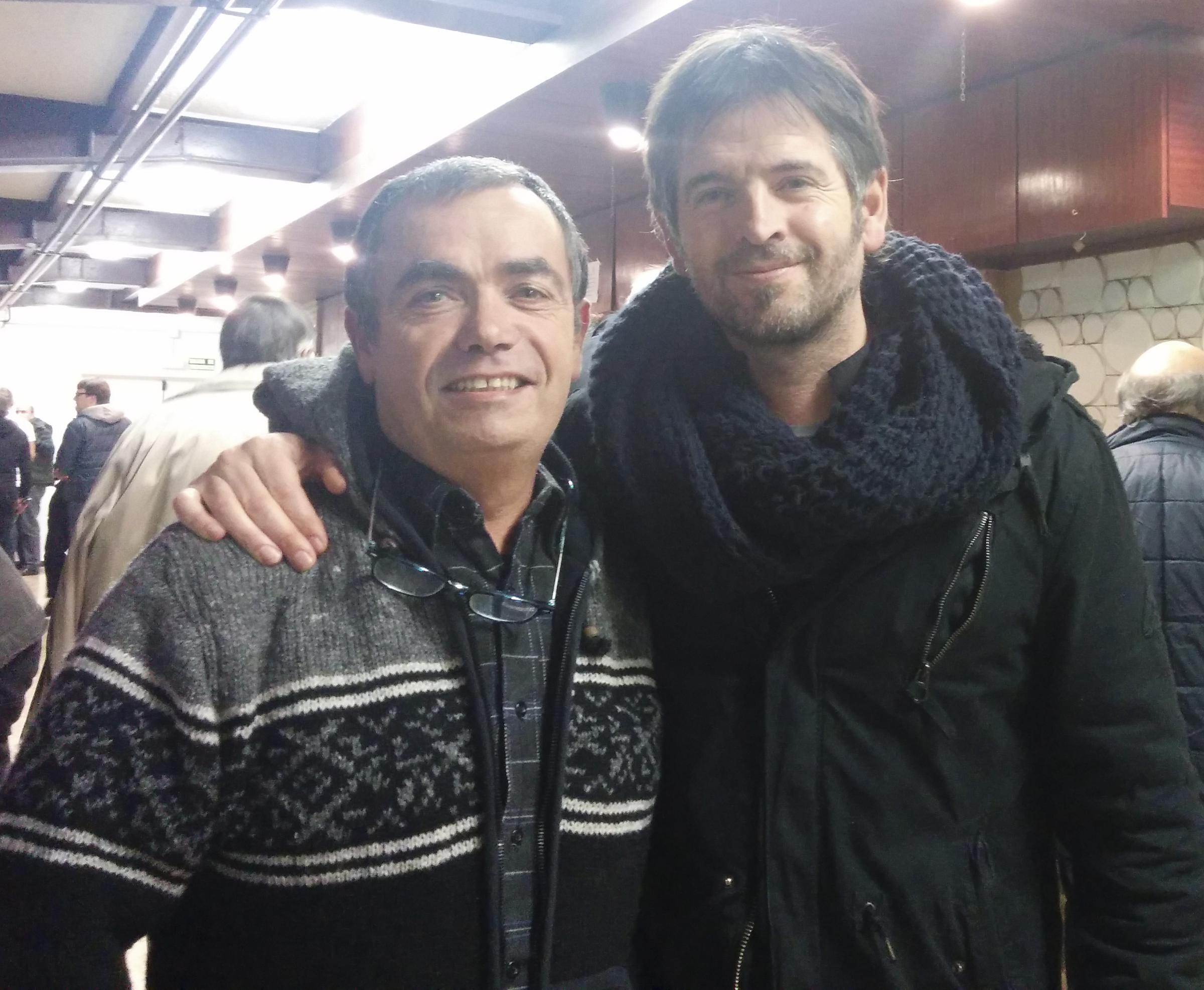 Mikel Urdangarin-Gabi de la Maza