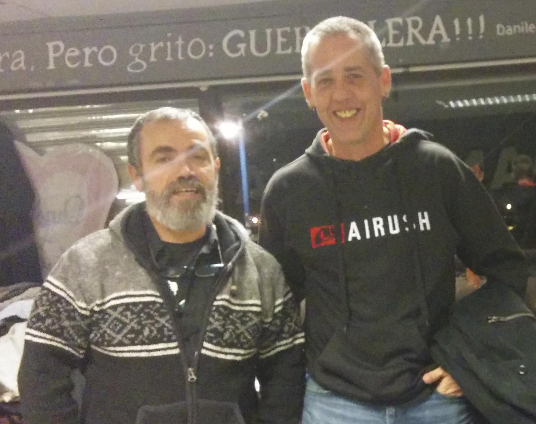 RIP-eko Txerra-Gabi de la Maza