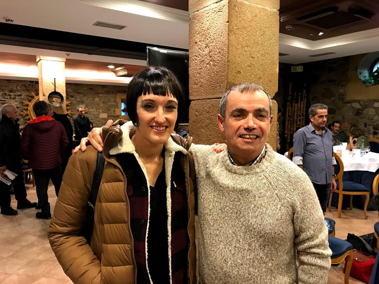 Uxue Alberdi-Gabi de la Maza